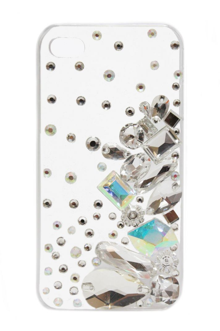favorite iphone cases for brides modern tech weddings white jeweled