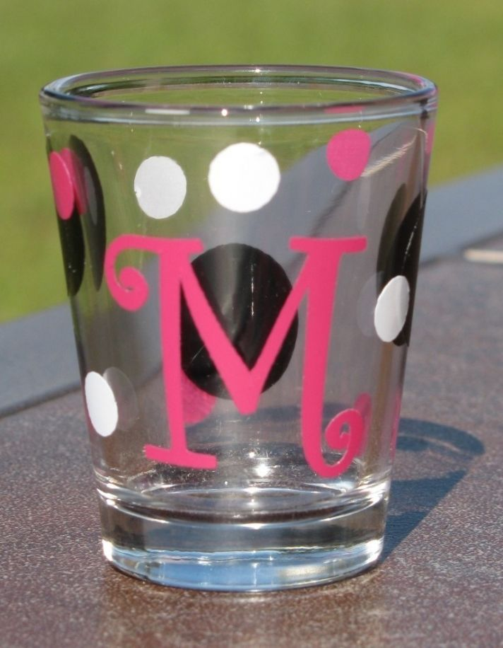 6 personalized wedding gifts for bridesmaids booze theme 6