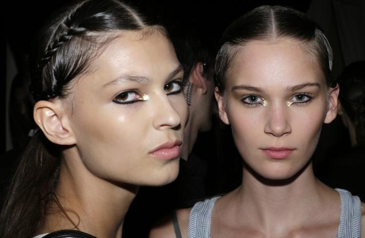 wedding hair makeup inspiration trends Milan fashion week marchesa