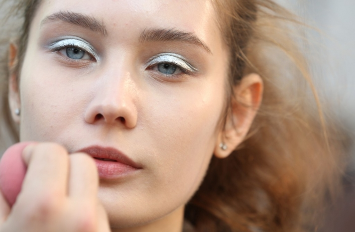 wedding hair makeup inspiration trends Milan fashion week issey miyake 1
