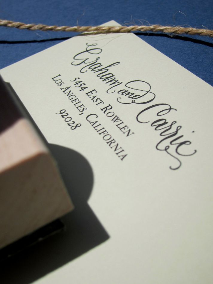 Easy ways to personalize the wedding