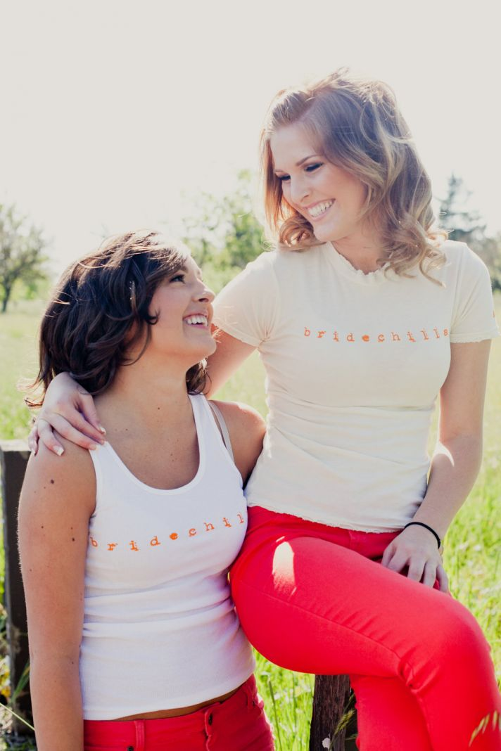 bachelorette party gifts that get OneWeds stamp of approval bridechilla tank