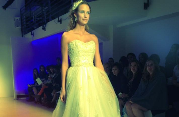 spring 2013 wedding dress bridal runway instagrams 22