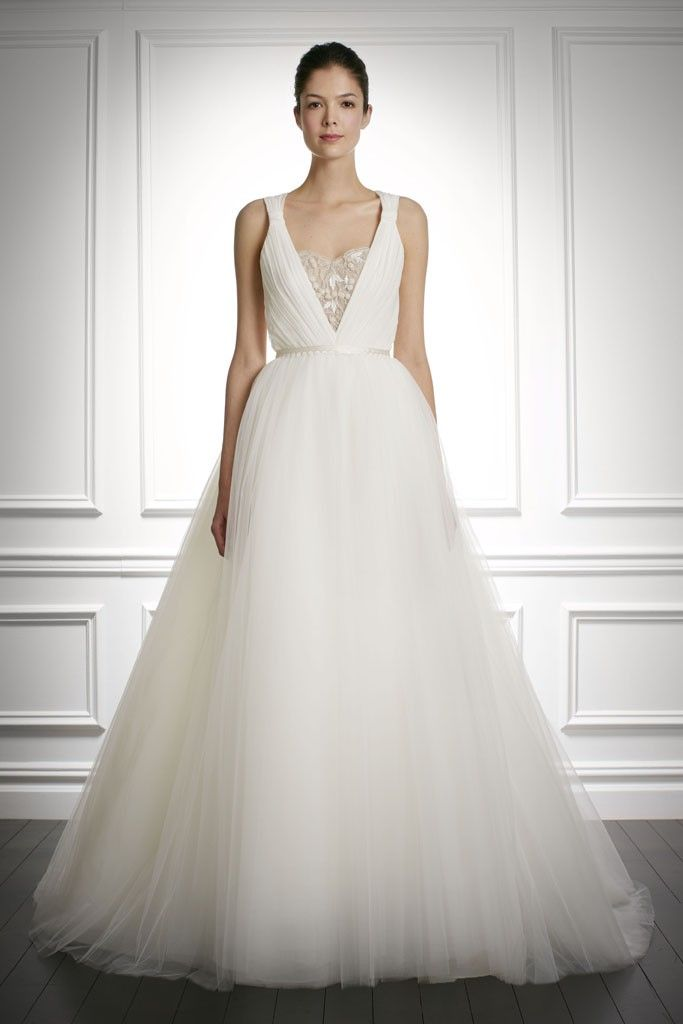 Carolina Herrera Fall 2014 Wedding Dresses carolina herrera wedding