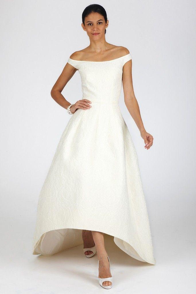 fall 2013 wedding dress trends bridal fashion Oscar de la Renta
