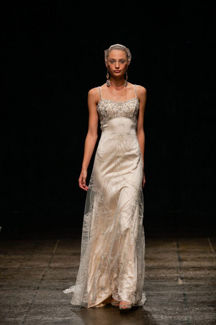 Spring 2013 wedding dress Lazaro bridal gowns 3307