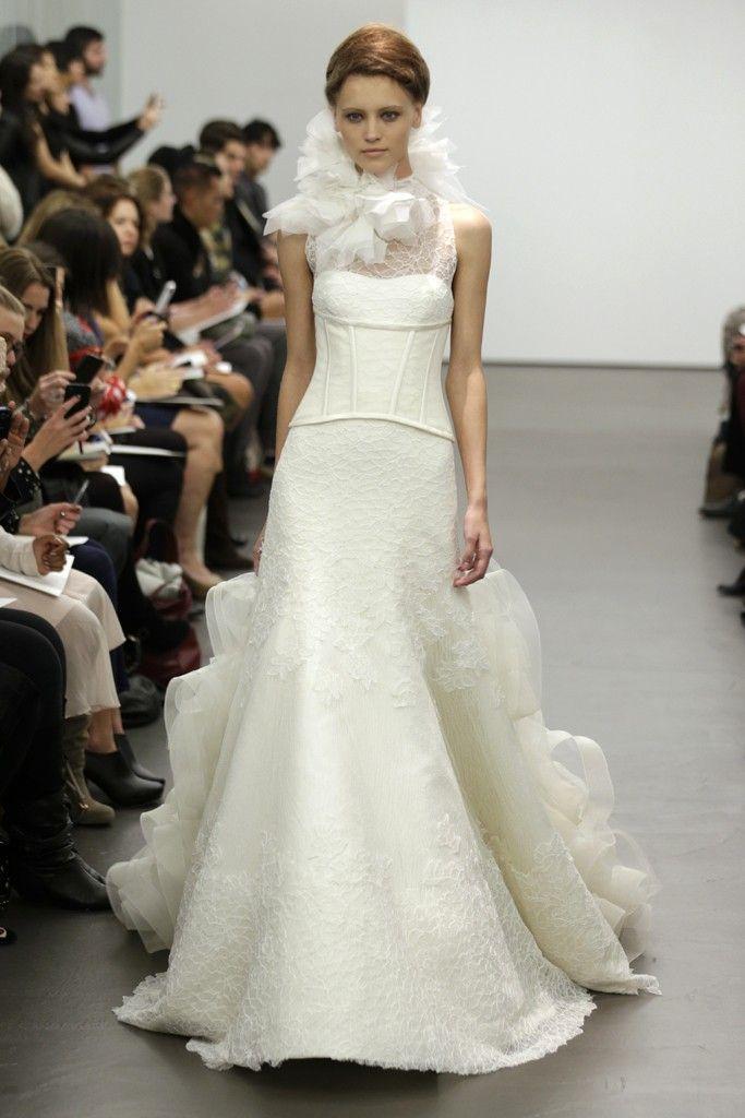 Vera Wang wedding dress Fall 2013 bridal 10