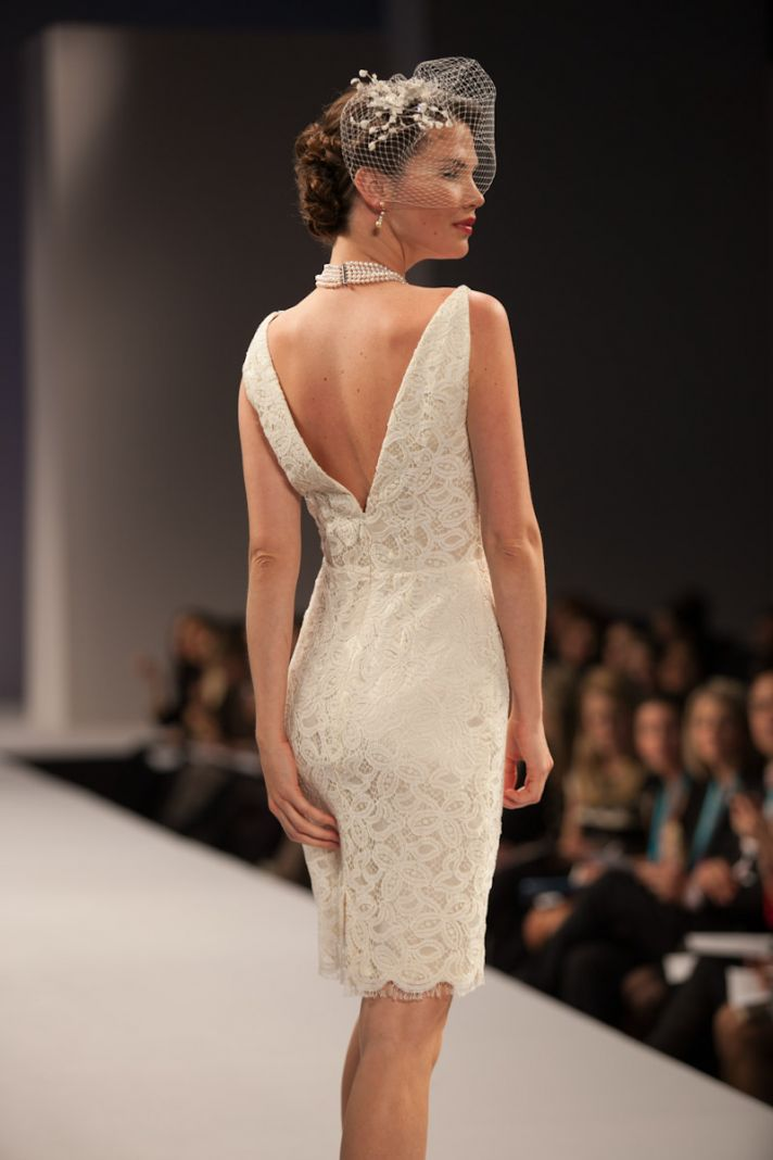Anne Barge wedding dress Fall 2013 bridal Simone