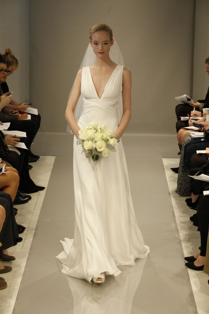 theia white collection wedding dress fall 2013 bridal gown 8 890051