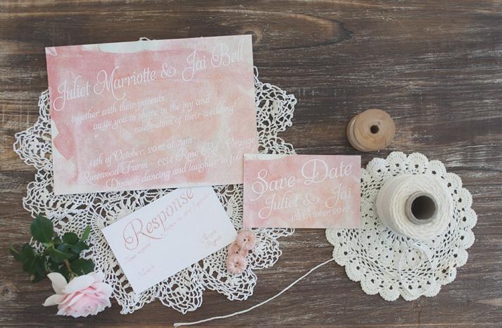 DIY wedding ideas for budget savvy brides printable invite 3