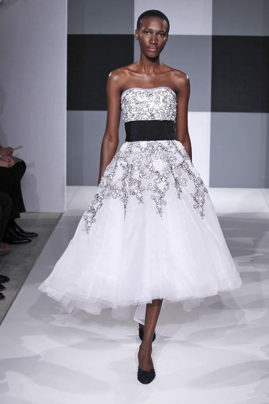 Spring 2013 wedding dress Isaac Mizrahi Spring 2013 bridal 1