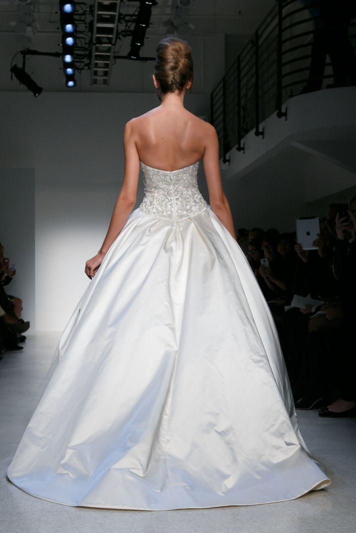 Fall 2013 Wedding Dress Kenneth Pool by Amsale bridal gowns 1