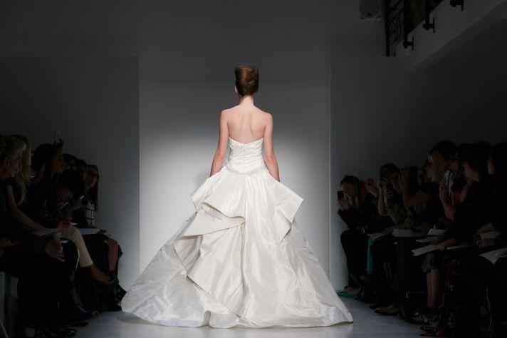 Fall 2013 Wedding Dress Kenneth Pool by Amsale bridal gowns 10