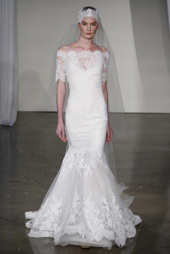 Fall 2013 wedding dress Marchesa bridal 18