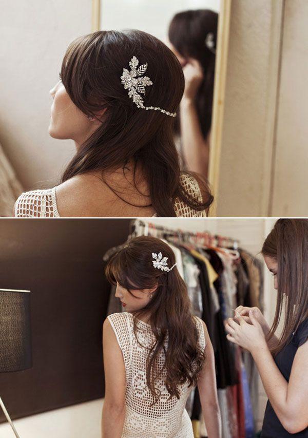 Easy Breezy Beautiful Bridal Updos 2