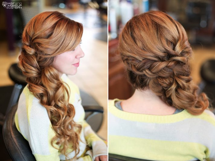Beautiful Bridal Hairstyle For Long Hair: Easy, Breezy Beautiful Bridal Updos