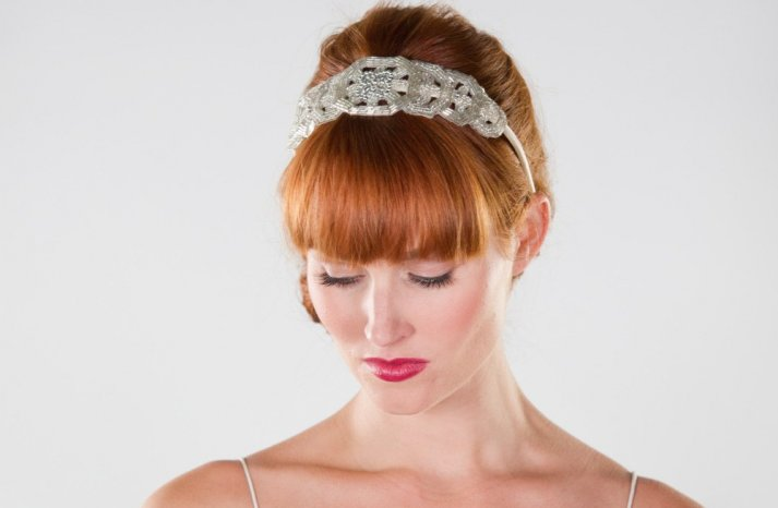 Wedding Hair Accessories by Preston and Olivia 7
