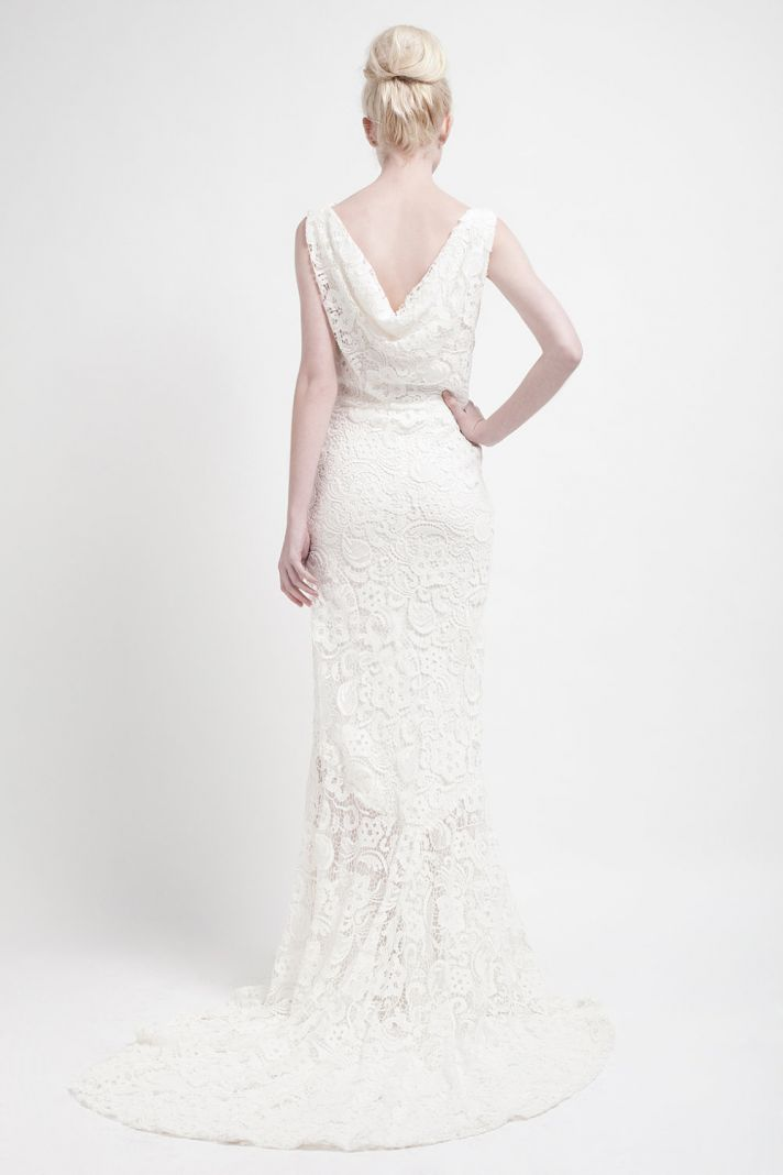 Handmade Wedding Dresses Bridal Designers to Watch Kelsey Genna Verona