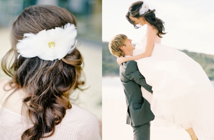 Soft-pretty-wedding-hairstyle-half-up-2