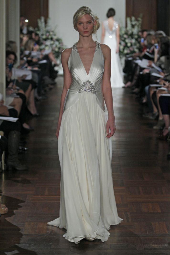 Celebrity story on the spot countless glam spectacular for Jenny packham wedding dresses 2013