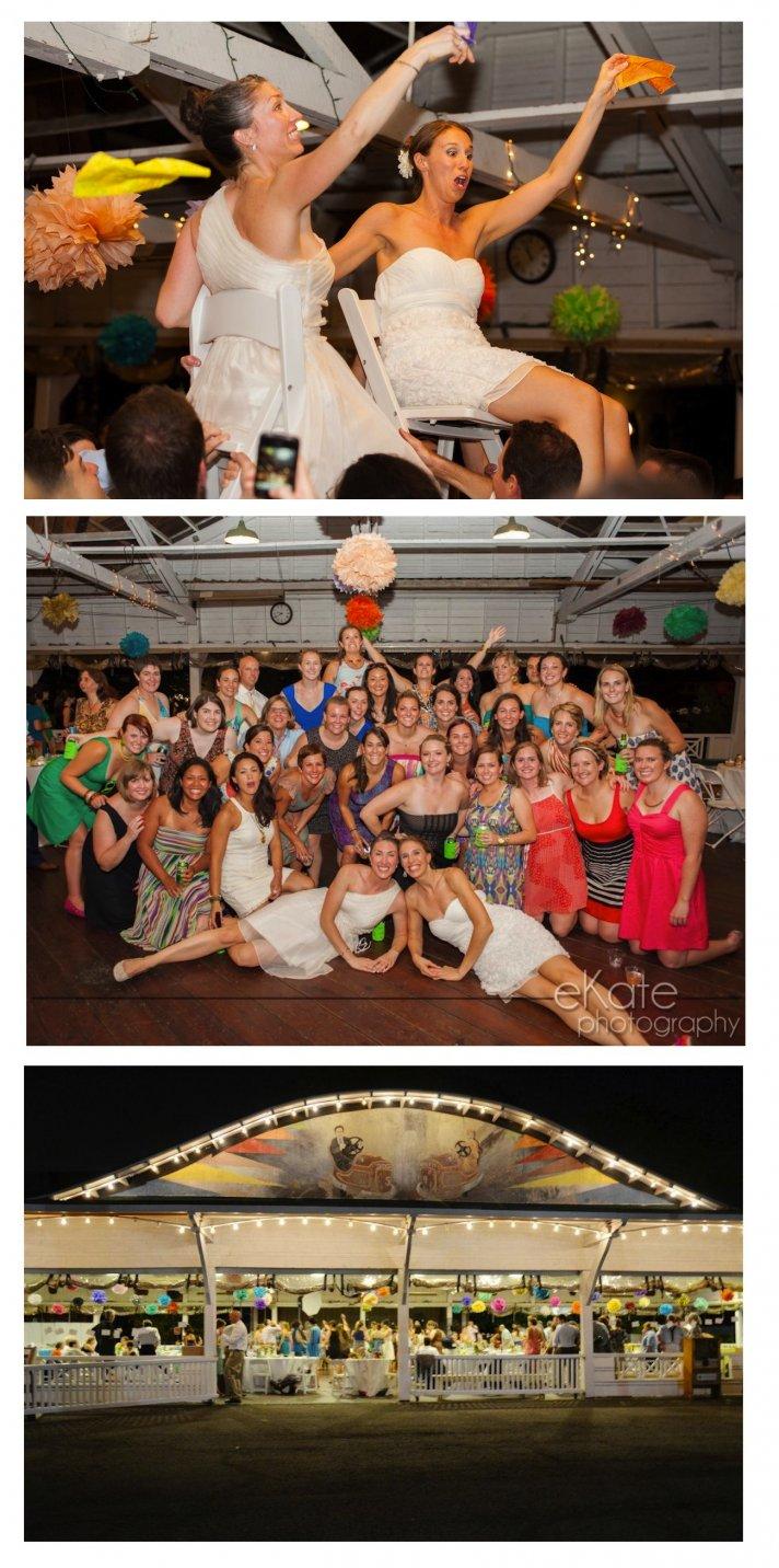 real wedding EKL daleywarden washington dc dancing guests venue