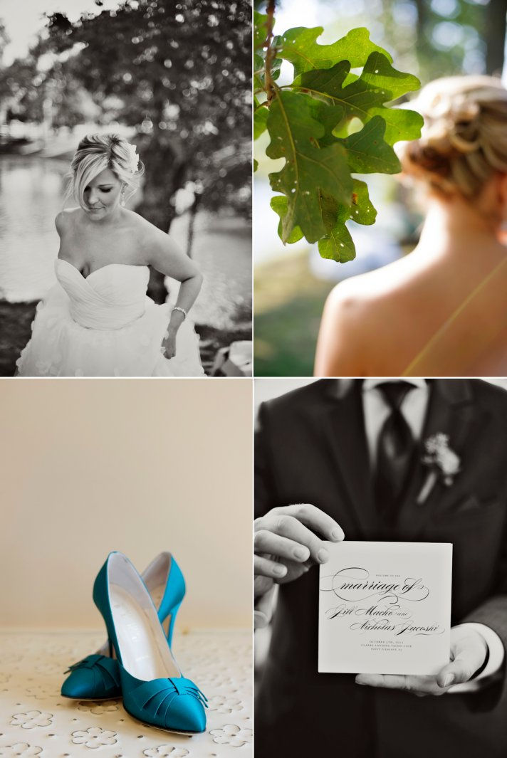 Real New Jersey Wedding - Beautiful Photography Details