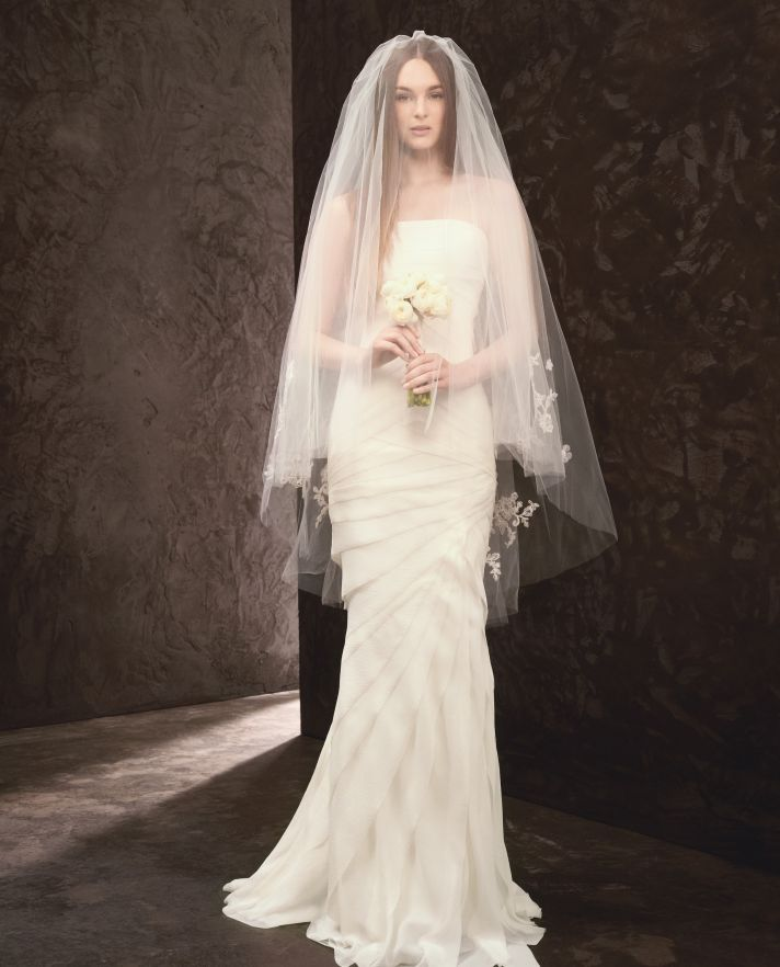 Feast your eyes on 15 brand new bridal stunners from white for White vera wang wedding dresses