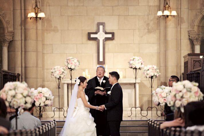 Elegant Church Venue for Classic Ceremony