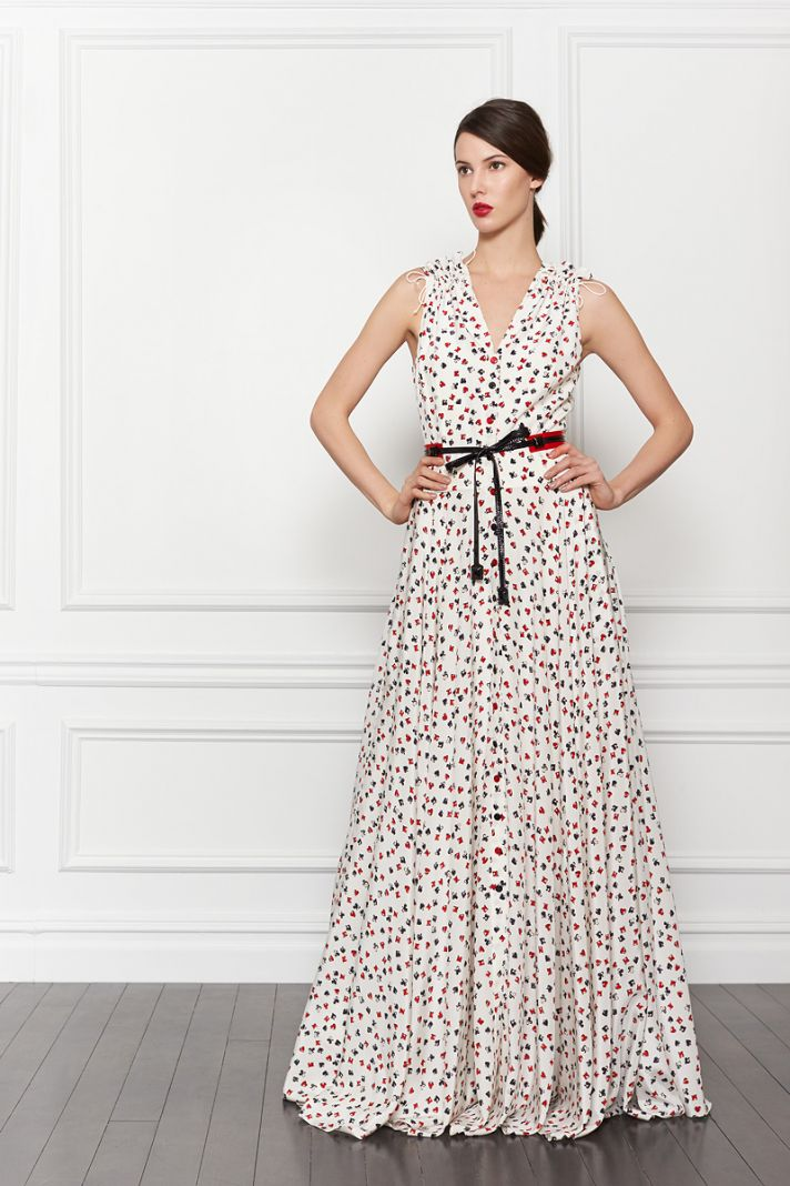 Cute Carolina Herrera Bridesmaid Dress Inspiration