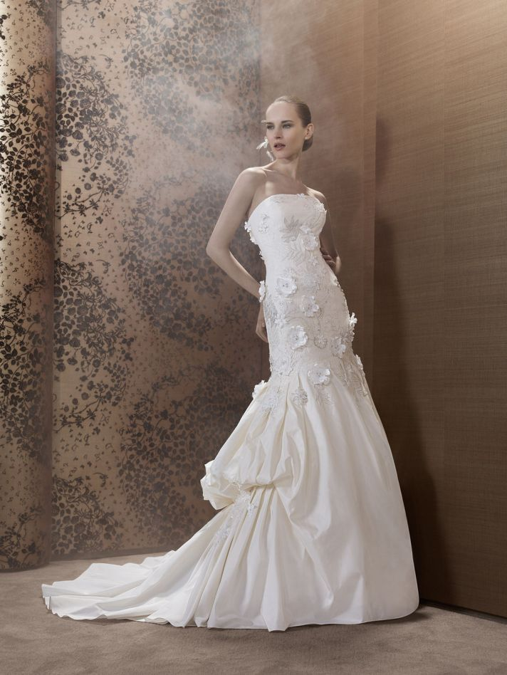 2013 Wedding Dress by Pronuptia Creations KI49