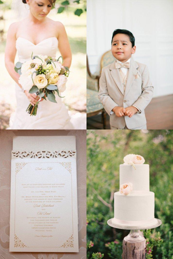 Timeless Wedding Colors Soft Neutrals