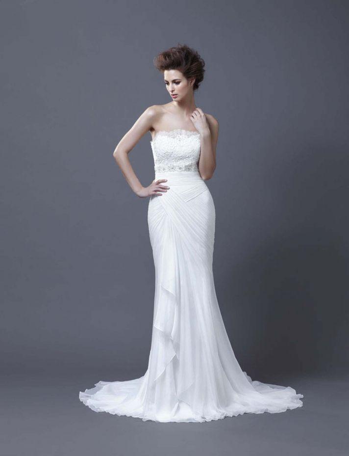 2013 Wedding Dress by Enzoani Bridal Hanya