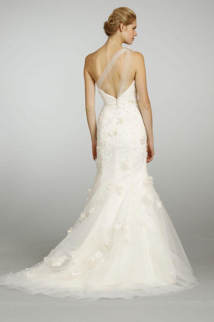Spring 2013 Wedding Dress Alvina Valenta 9316