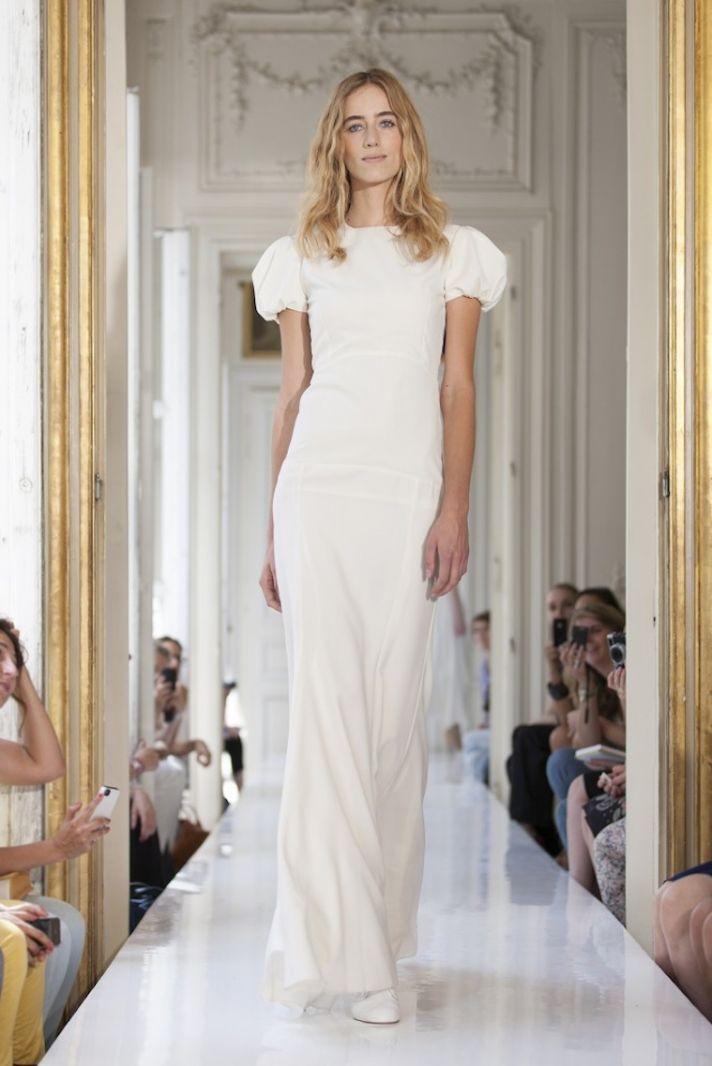 2013 Wedding Dress by Delphine Manivet French Bridal Adhemar
