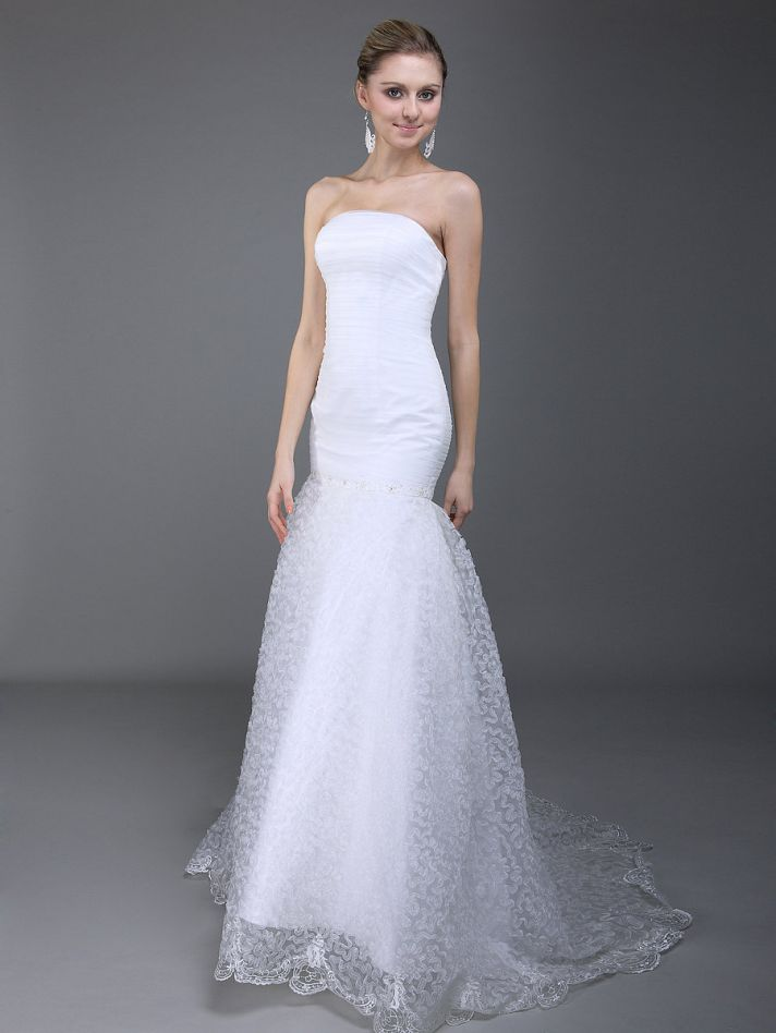 Mermaid wedding dresses under 500 gown and dress gallery for Wedding dresses for 500 or less
