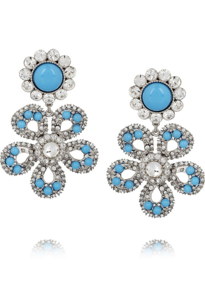 Miu Miu Bridal Earrings Something Blue