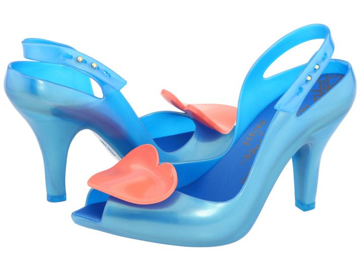 Something Blue Wedding Shoes Vivienne Westwood