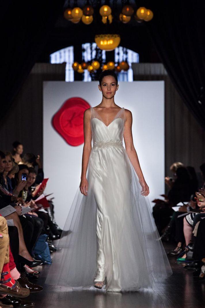Austin Scarlett Wedding Dress 2013 Bridal AS09