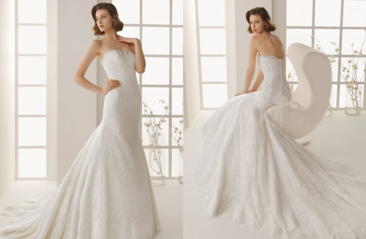 Two by Rosa Clara 2013 Wedding Dress Dafne