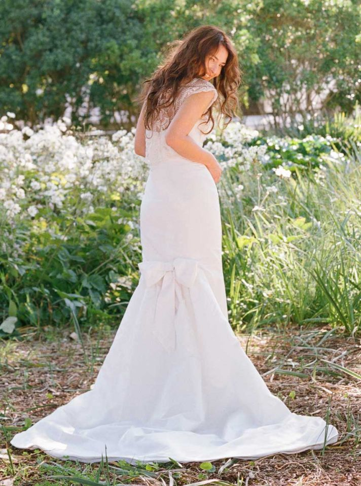Kirstie Kelly wedding dress 2013 bridal Ginger