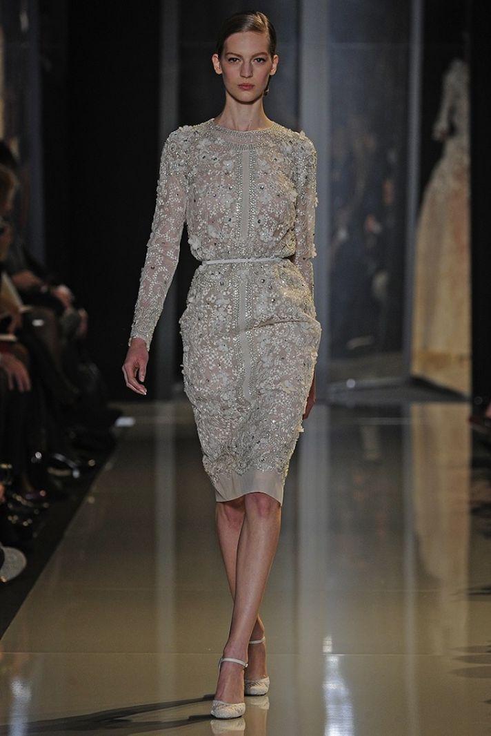 2013 Spring Couture Bridal Inspiration Elie Saab 1