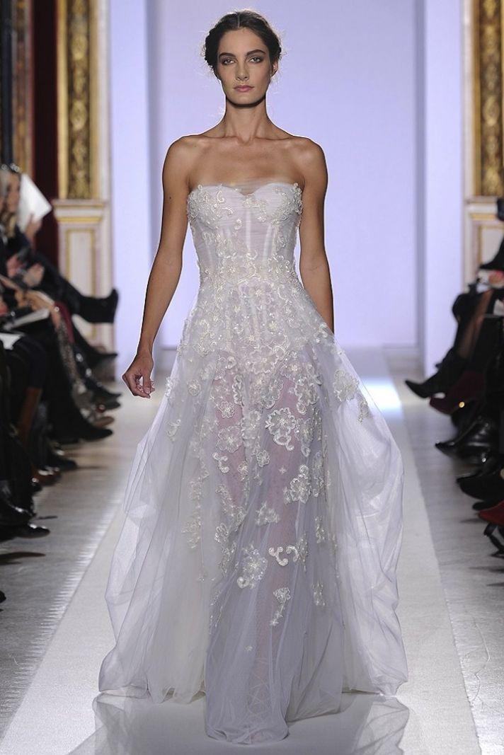 Zuhair Murad Wedding Gown 57 Elegant  couture wedding dress