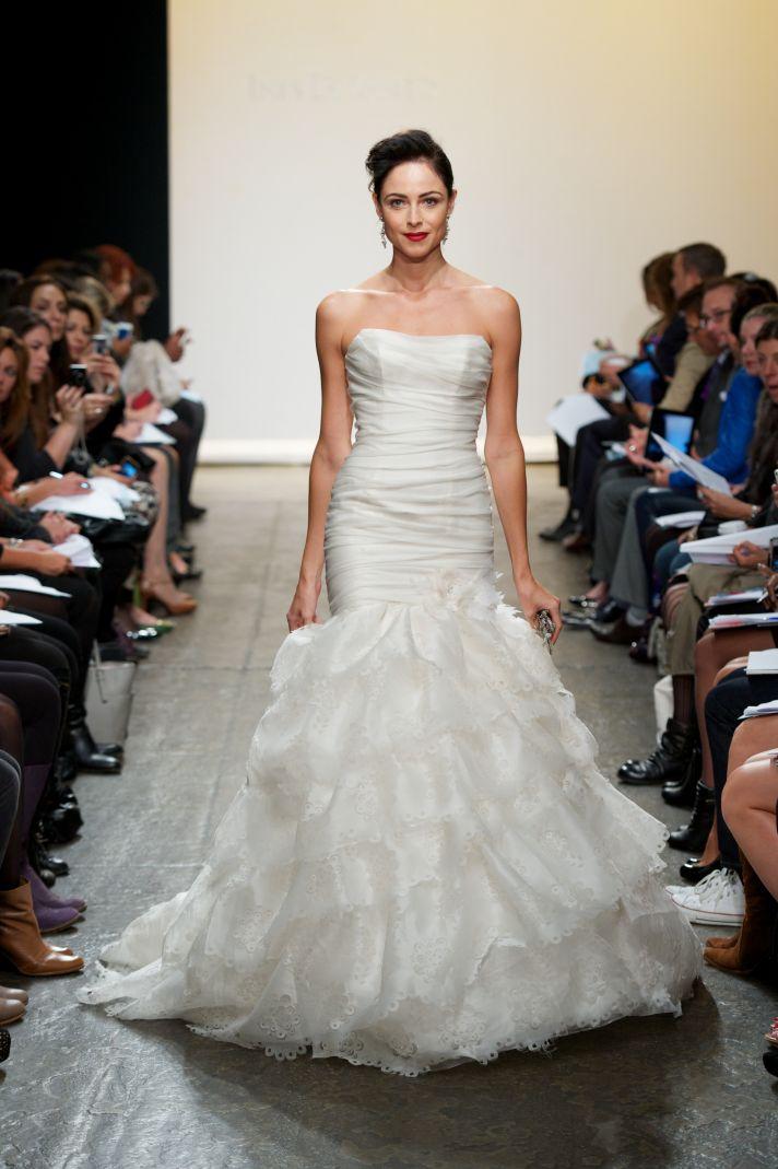 2013 Wedding Dress by Ines di Santo Jacomina