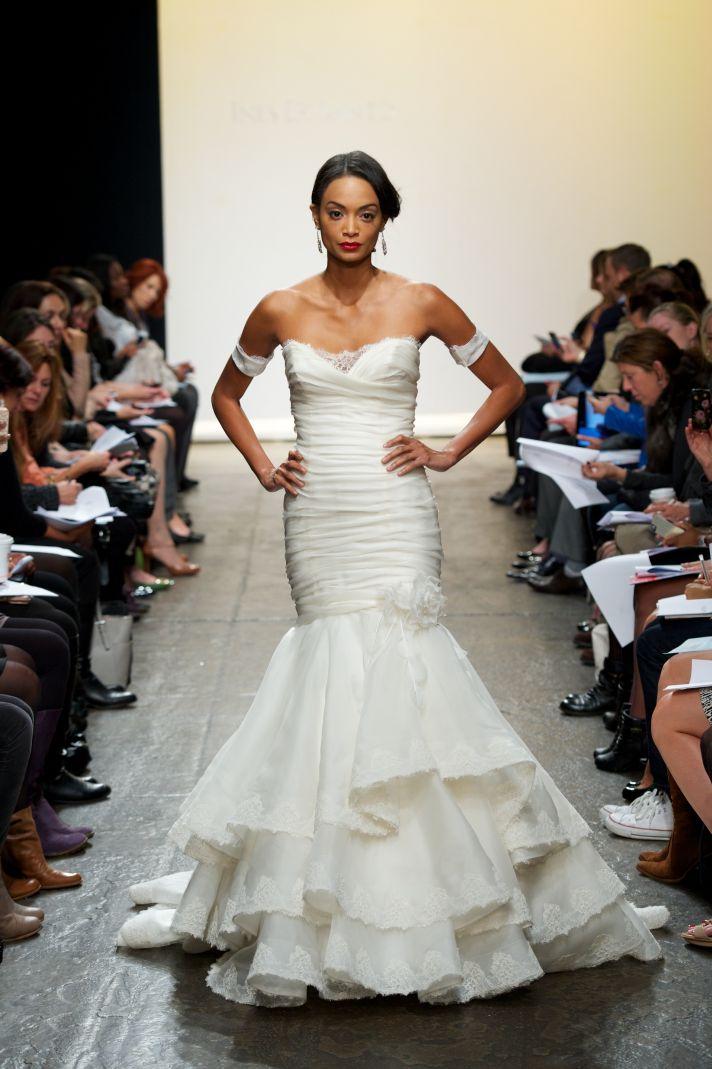 2013 Wedding Dress by Ines di Santo Madalena