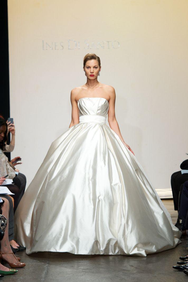 2013 Wedding Dress by Ines di Santo Zaneta