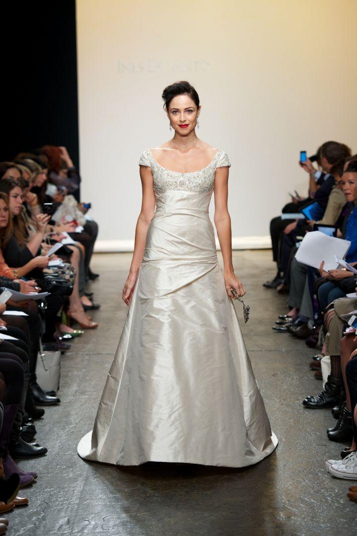 2013 Wedding Dress by Ines di Santo Orelia
