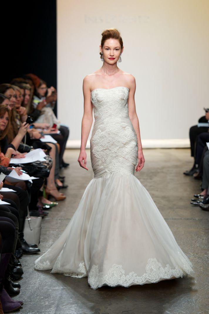 Ines Wedding Dress 62 Fancy  Wedding Dress by