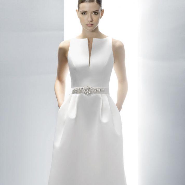 Jesus Peiro Wedding Dress 3012