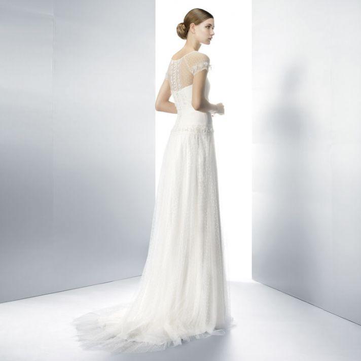 Jesus Peiro Wedding Dress 3053