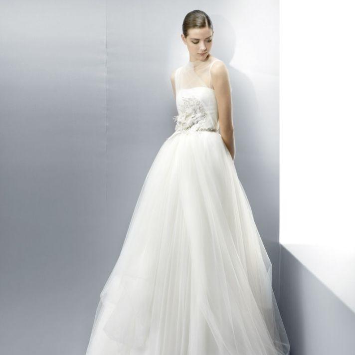 Jesus Peiro Wedding Dress 3077